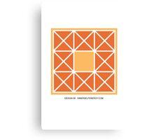 Design 99 Canvas Print