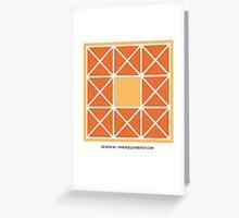 Design 99 Greeting Card