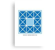 Design 98 Canvas Print