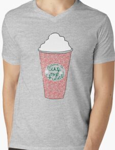Red Cup Life Mens V-Neck T-Shirt