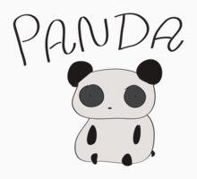 Doodle Panda by inunokoen