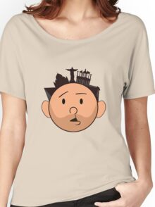 An Idiot Abroad Women's Relaxed Fit T-Shirt