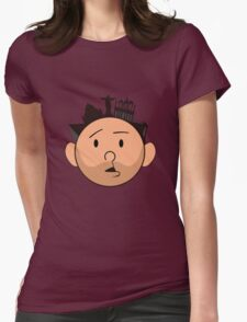 An Idiot Abroad Womens Fitted T-Shirt