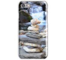 Rocks 'n' Water iPhone Case/Skin
