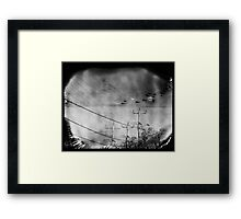 Repetition Compulsion Framed Print