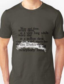 Everybody Lives  Unisex T-Shirt