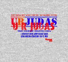 U R JUDAS Womens Fitted T-Shirt