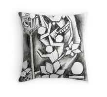 Mother Series 4 Throw Pillow