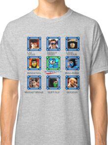 MegaMan vs Mortal Kombat Classic T-Shirt