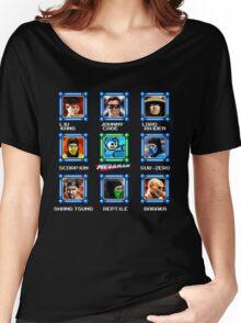 MegaMan vs Mortal Kombat Women's Relaxed Fit T-Shirt