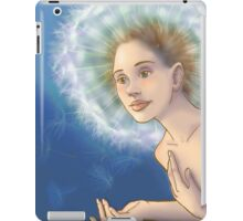 Dandelion Girl iPad Case/Skin