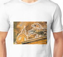 Boudicca Statue and Big Ben Unisex T-Shirt