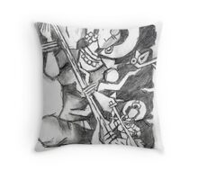 Mother Series 5 Throw Pillow