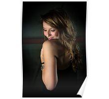 Paulina Shoulder 2 Poster