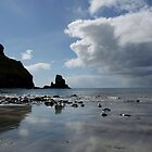 Talisker Bay II - Isle of Skye by Kat Simmons