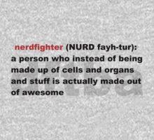 NURD-fayh-tur by Trisha Bagby