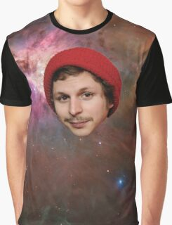 Space Cera Graphic T-Shirt