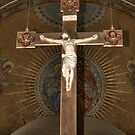 St Mary's Crucifix - Belfast by Victoria limerick