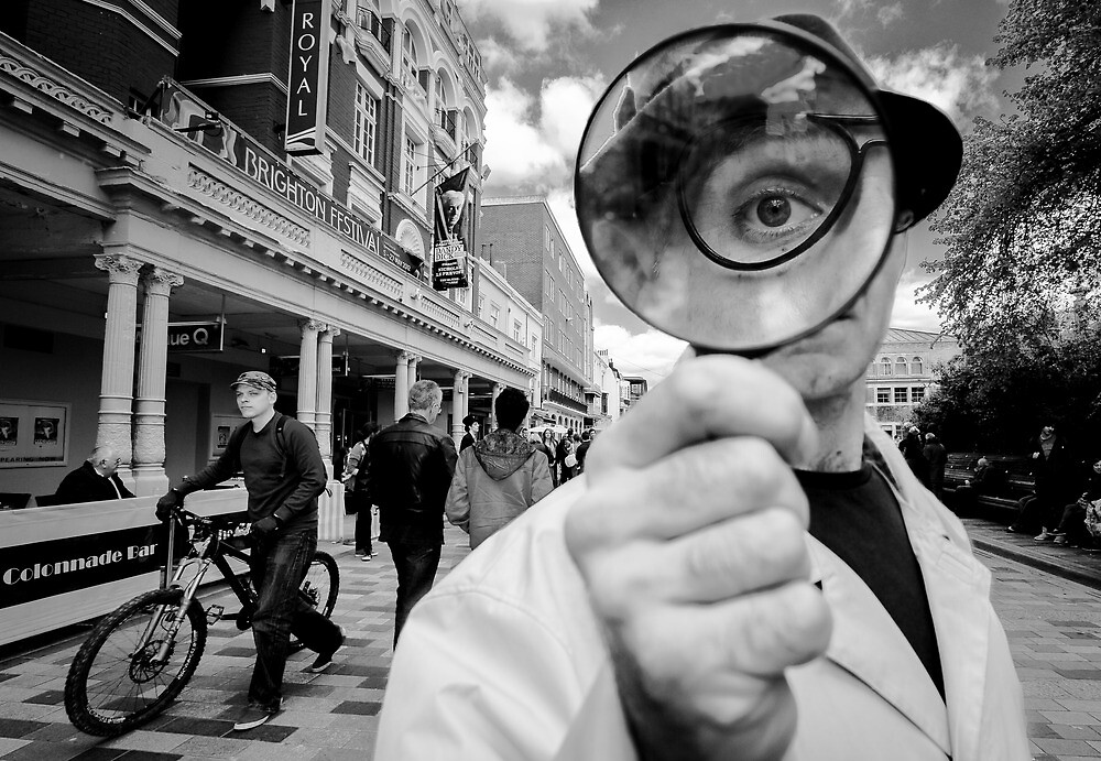 Brighton Fringe Festival by Heather Buckley