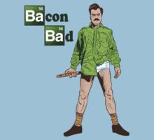 Bacon Bad by nikholmes