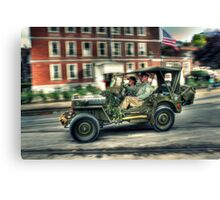 Willys MB Canvas Print