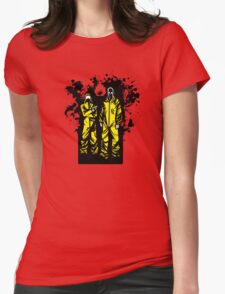 Those Yellow B@st@*ds! Womens Fitted T-Shirt