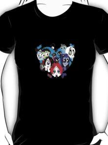 Ruby Gloom heart T-Shirt