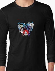 Ruby Gloom heart Long Sleeve T-Shirt