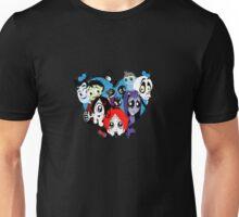 Ruby Gloom heart Unisex T-Shirt
