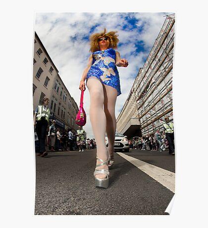 Brighton Pride 2011 Poster