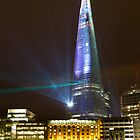 The Shard - London - 2012 by Llewellyn Cass