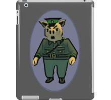 German Hero iPad Case/Skin