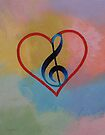 Music Note by Michael Creese