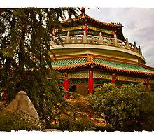 The Pagoda by Lightengr