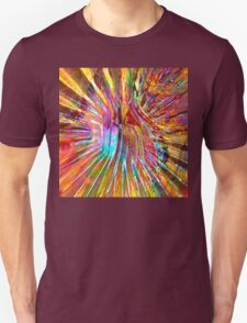 Carnival Glass Abstract T-Shirt