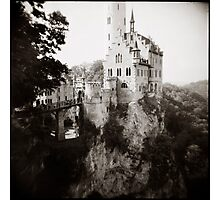 { castle } Photographic Print
