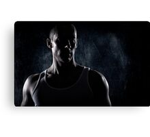 Nathan Die hard Canvas Print