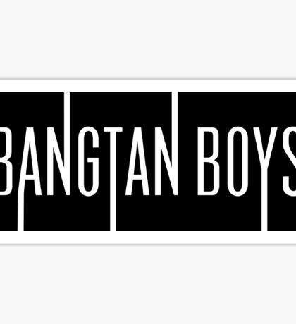BTS/Bangtan Boys Pigalle-Inspired 2 Sticker