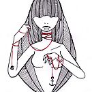 red string  by hoshi-kou
