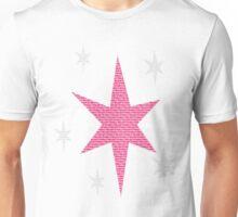 Twilight Sparkle Text Unisex T-Shirt