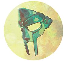 MF Doom Mask by bluhak