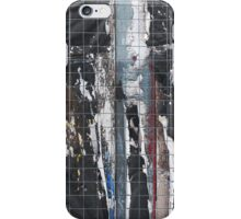 Torn posters too iPhone Case/Skin