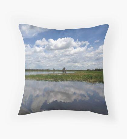Kakadu NT Throw Pillow