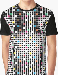 Disco Blocks Graphic T-Shirt