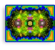 Gasket #3: Big Bang Theory (G0803) Canvas Print