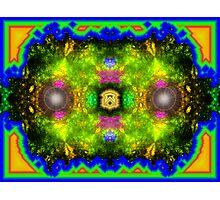 Gasket #3: Big Bang Theory (G0803) Photographic Print