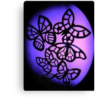 Fantasy Butterflies Canvas Print