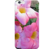 Bright Pink flowers for iPhone cover iPhone Case/Skin