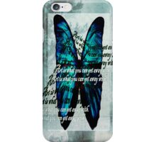 Art is ...... blue iPhone Case/Skin