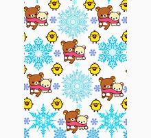 Winter Rilakkuma Womens Fitted T-Shirt